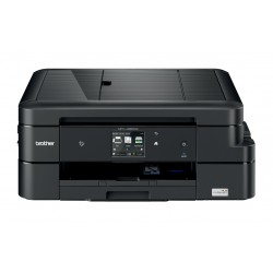 Brother MFC-J985DW - Imprimante multifonctions - couleur - jet d'encre - Legal (216 x 356 mm) (original) - A4/Letter (support)