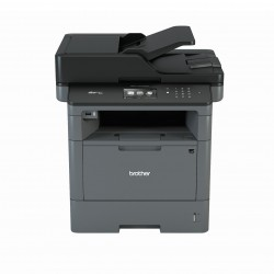 Brother MFC-L5700DN - Imprimante multifonctions - Noir et blanc - laser - Legal (216 x 356 mm) (original) - A4/Legal (support)