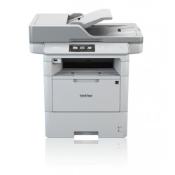 Brother MFC-L6900DW - Imprimante multifonctions - Noir et blanc - laser - Legal (216 x 356 mm) (original) - A4/Legal (support)