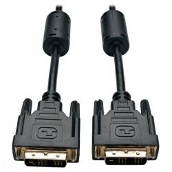 Tripp Lite 10ft DVI Single Link Digital TMDS Monitor Cable DVI-D M/M 10' - Câble DVI - DVI-D (M) pour DVI-D (M) - 3 m - moulé