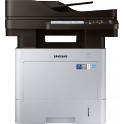 Samsung ProXpress SL-M4080FX - Imprimante multifonctions - Noir et blanc - laser - Legal (216 x 356 mm) (original) - A4/Legal (