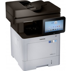 Samsung ProXpress SL-M4580FX - Imprimante multifonctions - Noir et blanc - laser - Legal (216 x 356 mm) (original) - A4/Legal (