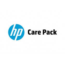 Electronic HP Care Pack Next Business Day Hardware Support for Travelers with Accidental Damage Protection Post Warranty - Cont