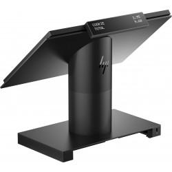 HP ElitePOS G1 Retail System 141 - Tout-en-un - 1 x Celeron 3965U / 2.2 GHz - RAM 4 Go - SSD 128 Go - TLC - HD Graphics 610 - G