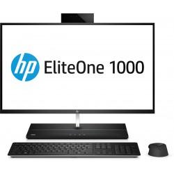 HP EliteOne 1000 G1 - Tout-en-un - 1 x Core i7 6700 / 3.4 GHz - RAM 8 Go - SSD 256 Go - NVMe, HDD 1 To - HD Graphics 530 - GigE