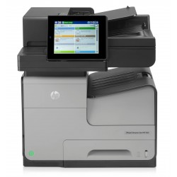 HP Officejet Enterprise Color X585f - Imprimante multifonctions - couleur - jet d'encre - Legal (216 x 356 mm) (original) - A4