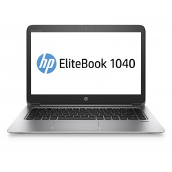 HP EliteBook 1040 G3 - Ultrabook - Core i5 6200U / 2.3 GHz - Win 7 Pro 64 bits (comprend Licence Windows 10 Pro 64 bits) - 8 Go