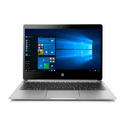 HP EliteBook Folio G1 - Core m5 6Y54 / 1.1 GHz - Win 10 Pro 64 bits - 8 Go RAM - 256 Go SSD SED, TCG Opal Encryption 2, TLC - 1