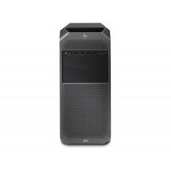 HP Workstation Z4 G4 - MT - 4U - 1 x Xeon W-2123 / 3.6 GHz - RAM 16 Go - SSD 256 Go - graveur de DVD - aucun graphique - GigE -