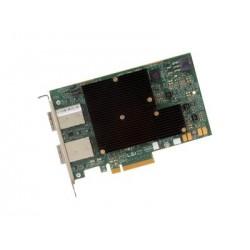 Lenovo N2226 SAS/SATA HBA for IBM System x - Contrôleur de stockage - 16 Canal - SATA 6Gb/s / SAS 12Gb/s - 12 Gbit / s - PCIe 3