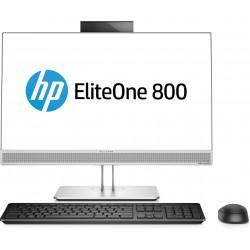 HP EliteOne 800 G3 - Tout-en-un - 1 x Core i5 7500 / 3.4 GHz - RAM 8 Go - SSD 256 Go - NVMe, HP Turbo Drive G2, TLC - graveur d