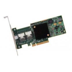 Lenovo N2115 SAS/SATA HBA for IBM System x - Contrôleur de stockage - 8 Canal - SATA 6Gb/s / SAS 6Gb/s profil bas - 600 Mo/s -