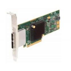 Lenovo N2125 SAS/SATA HBA for IBM System x - Contrôleur de stockage - 8 Canal - SATA 6Gb/s / SAS 6Gb/s profil bas - 600 Mo/s -