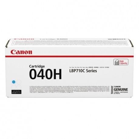 Canon 040 H - Haute capacité - cyan - originale - cartouche de toner - pour imageCLASS LBP712Cdn