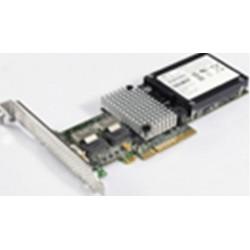 Lenovo ThinkServer RAID 700 Adapter II - Contrôleur de stockage (RAID) - 8 Canal - SATA 6Gb/s / SAS - 600 Mo/s - RAID 0, 1, 5,