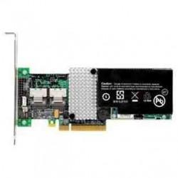 Lenovo ThinkServer RAID 500 Adapter II - Contrôleur de stockage (RAID) - 8 Canal - SAS profil bas - RAID 0, 1, 10 - PCIe 2.0 x8