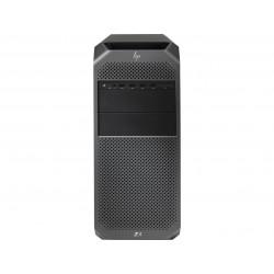 HP Workstation Z4 G4 - MT - 4U - 1 x Xeon W-2123 / 3.6 GHz - RAM 16 Go - SSD 256 Go - HP Z Turbo Drive, NVMe, HDD 1 To - graveu