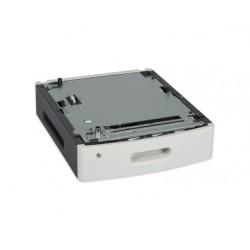 Lexmark - Bacs pour supports - 550 feuilles dans 1 bac(s) - pour Lexmark MS710, MS711, MS811, MS812, MS817, MS818, MX711, MX717