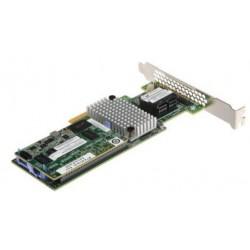 Lenovo ServeRAID M5210 - Contrôleur de stockage (RAID) - 8 Canal - SATA 6Gb/s / SAS 12Gb/s profil bas - 1200 Mo/s - RAID 0, 1,