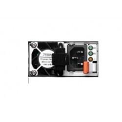 Lenovo ThinkServer Gen 5 - Alimentation - branchement à chaud (module enfichable) - 80 PLUS Platinum - 750 Watt - pour ThinkSer