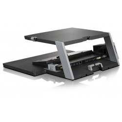 Lenovo Dual Platform Notebook and Monitor Stand - Pied pour écran LCD / notebook / tablette - pour 14, ThinkPad E490, E595, P53