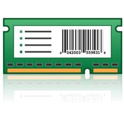 Lexmark - DDR3 - 2 Go - SO DIMM 204 broches - mémoire sans tampon - non ECC - pour Lexmark C9235, CS727, CS728, CS921, CS923, C