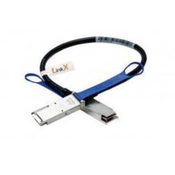 Lenovo Mellanox Passive DAC Cable for IBM System x - Câble de réseau - QSFP - 75 cm