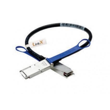 Lenovo Mellanox Passive DAC Cable for IBM System x - Câble de réseau - QSFP - 1.25 m