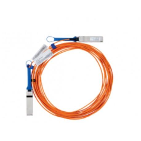 Lenovo Mellanox Active IB FDR Optical Fiber Cable for IBM System x - Câble InfiniBand - 15 m - fibre optique