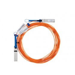 Lenovo Mellanox Active IB FDR Optical Fiber Cable for IBM System x - Câble InfiniBand - 20 m - fibre optique