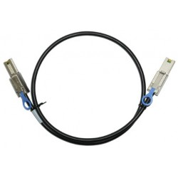 Lenovo - Câble externe SAS - 26 pin 4x Mini SAS (M) pour 26 pin 4x Mini SAS (M) - 5.5 m - pour TS3100 3573-L2U, 6173-L2U, TS320