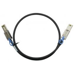 Lenovo - Câble externe SAS - SAS 12Gbit/s - 4 x Mini SAS HD (SFF-8644) pour 4 x Mini SAS HD (SFF-8644) - 1.5 m - pour Storage V