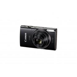 Canon IXUS 285 HS - Appareil photo numérique - compact - 20.2 MP - 1080p / 30 pi/s - 12x zoom optique - Wi-Fi, NFC - noir