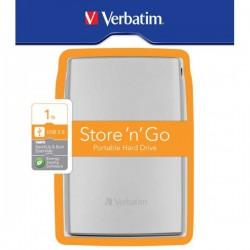 "Verbatim Store 'n' Go Portable - Disque dur - 1 To - externe (portable) - 2.5"" - USB 2.0 - 5400 tours/min"