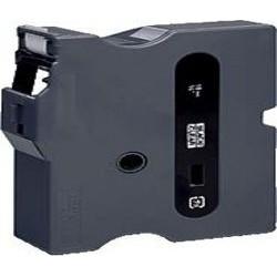 Brother STe141 - Noir - Rouleau (1,8 cm x 3 m) 1 rouleau(x) ruban pour timbres - pour P-Touch PT-18, 3600, E300, E500, E550, PT