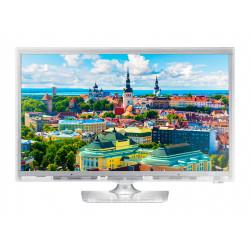 "Samsung HG22ED470TW - Classe 22"" TV LED - hôtel / hospitalité - 1080p (Full HD) 1920 x 1080 - transparent"