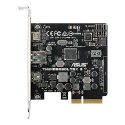 ASUS ThunderboltEX 3 - Adaptateur Thunderbolt - PCIe 3.0 x4 - Thunderbolt 3 / USB-C 3.1 x 1 + USB 3.1 x 1
