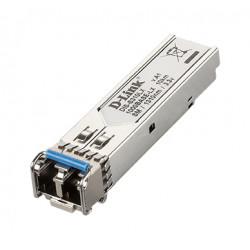 D-Link DIS S310LX - Module transmetteur SFP (mini-GBIC) - GigE - 1000Base-LX - mode unique LC - jusqu'à 10 km
