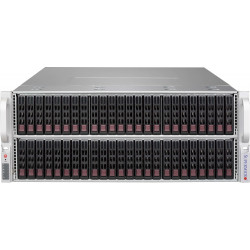 Supermicro SC836 BE1C-R1K03JBOD - Montable sur rack - 3U - SATA/SAS - hot-swap 1000 Watt - noir