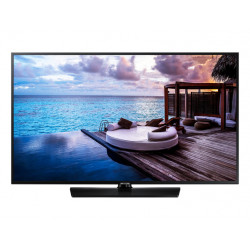 "Samsung HG43EJ690UB - Classe 43"" HJ690U Series TV LED - hôtel / hospitalité - Smart TV - Tizen OS 4.0 - 4K UHD (2160p) 3840 x 2"