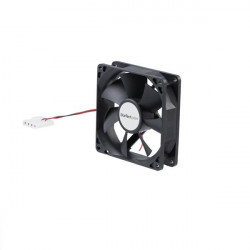 StarTech.com Ventilateur pour PC à Deux Roulements à Billes - Connecteur LP4 - 92mm - 1x LP4 Femelle - 1x LP4 Mâle - Kit de ven