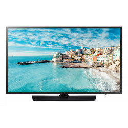 "Samsung HG40EJ470MK - Classe de diagonale 40"" HJ470 Series TV LED - hôtel / hospitalité - 1080p (Full HD) 1920 x 1080 - ligne"