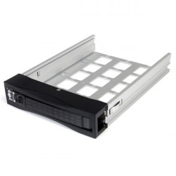 StarTech.com Tiroir à échange à chaud pour disque dur 2,5 ou 3,5 pouces supplémentaire pour SATSASBAY3BK - Support pour unité d