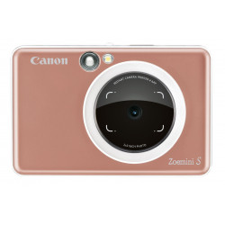 Canon Zoemini S - Appareil photo numérique - compact avec PhotoPrinter - 8.0 MP - Bluetooth, NFC - rose gold
