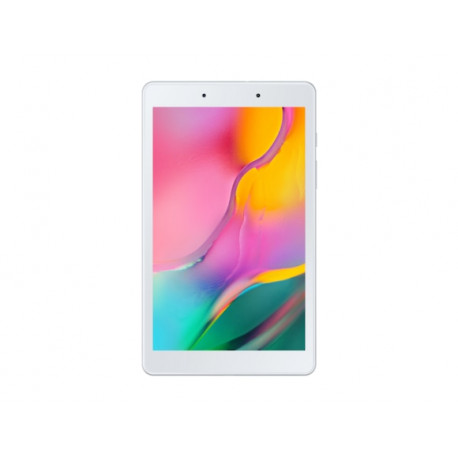 """Samsung Galaxy Tab A (2019) - Tablette - Android 9.0 (Pie) - 32 Go - 8"""" TFT (1280 x 800) - Logement microSD - argent"""