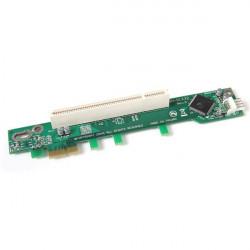 StarTech.com Carte riser PCI Express vers PCI x1 pour serveur IPC Intel 1U - Carte fille