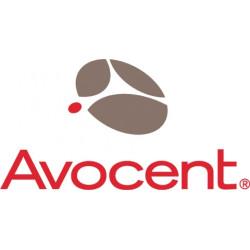 Avocent Hardware Maintenance Silver - Contrat de maintenance prolongé - remplacement anticipé des pièces - 1 année - expédition