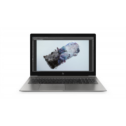 "HP ZBook 15u G6 Mobile Workstation - Core i7 8565U / 1.8 GHz - Win 10 Pro 64 bits - 16 Go RAM - 512 Go SSD NVMe, TLC - 15.6"" IP"