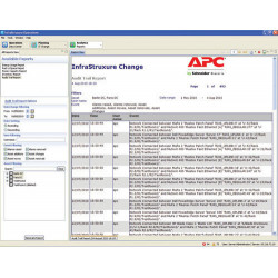 APC InfraStruXure Change - Licence - 10 supports