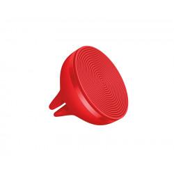 Logitech ZeroTouch Air Vent - Support magnétique - rouge